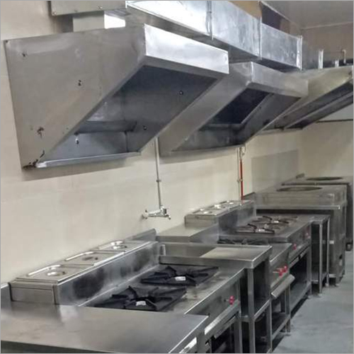 Kitchen Exhaust Hood