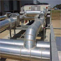 Hot Thermal Insulation And Cladding