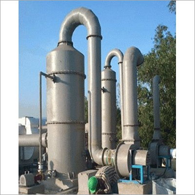 Industrial Scrubber And Fume System