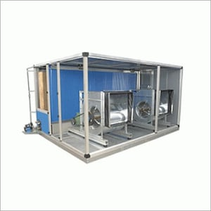 Air Cooling Washer