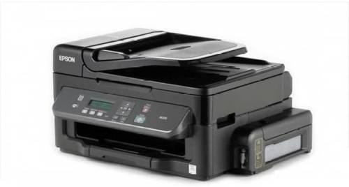 Epson M205 Multi-function Wireless Color Printer  (White)