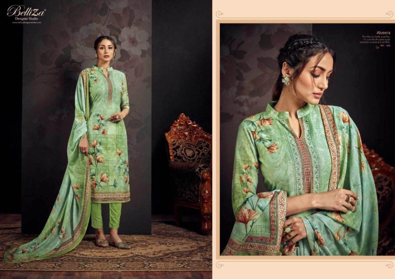 Pure Cotton Muslin Silk Original Digital Print