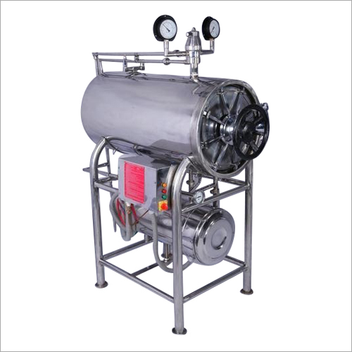 Horizontal Sterilizer