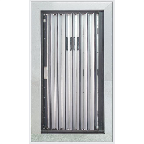 Imperforated Manual Door