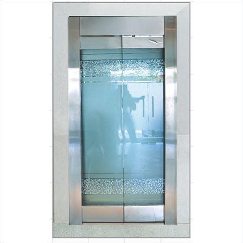 Full Glass Auto Door