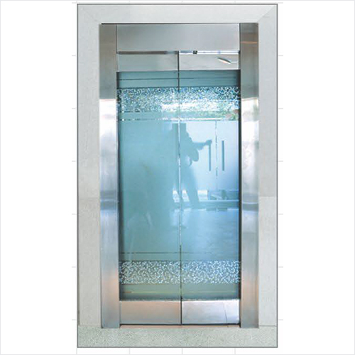 Full Glass Auto Door
