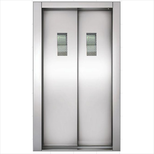 SS Telescopic Small Vision Autodoor