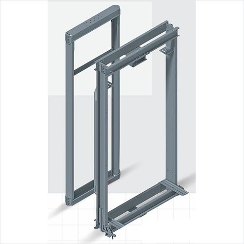 Counter Weight Frame