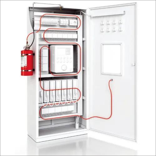 CO2 Fire Suppression System