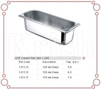 Ice Cream Pan 260 X 165 MM