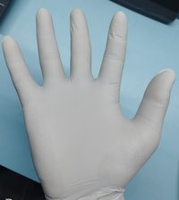 Powder Free Gloves - White