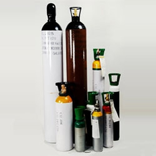 petrochemical Reference Gas Mixture