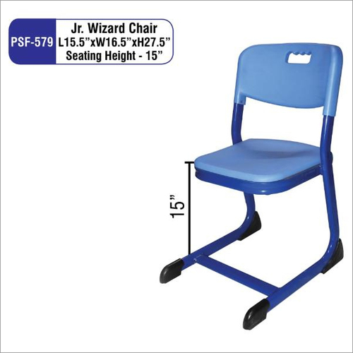 Plastic Wizard Chair