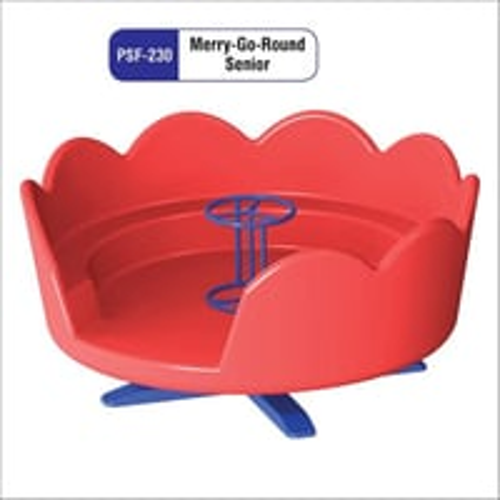 Senior Merry Go Round Platform