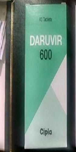 Daruvir 600mg