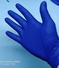 Powder Free Gloves - Purple