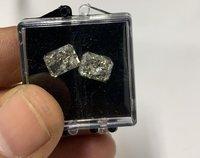 3.01ct J VS2 CVD RADIANT Brilliant Cut DIAMOND ,Non cert