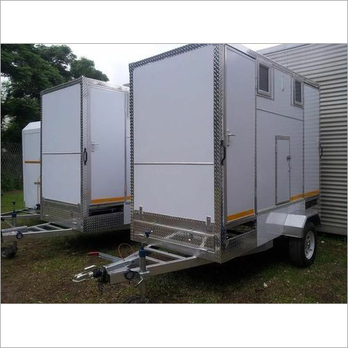 Bio Mobile Toilet Van