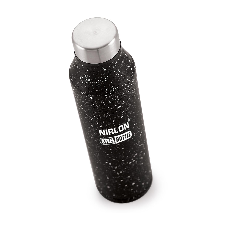 Screw Cap Steel Water Bottle