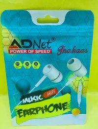 High Bass Earphone
