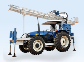 PTBW-150 Tractor Mounted Water Well Drilling Rig/ Drilling Machine