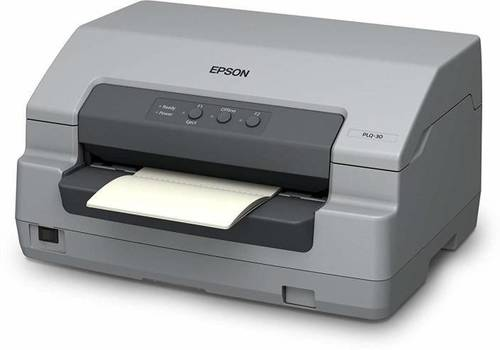 Epson PLQ-30_Passbook_Printer Multi-function Color Printer  (White)