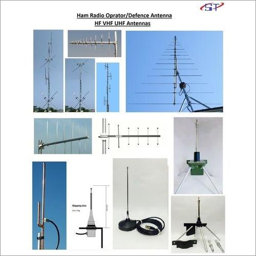 Ham Radio Operator/Defence Antenna