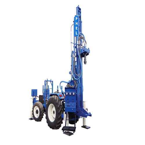 PRL Tractor Water Well Drilling Rig