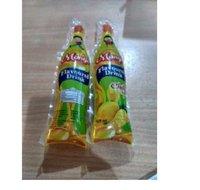 Bottle Shape Pouch Litchi Flavors 100ml