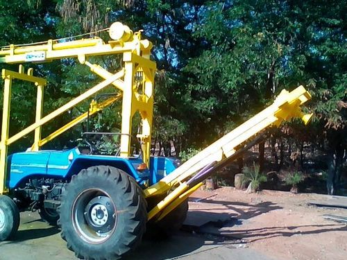 Water Well Drilling Rig Tractor Mounted