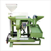 Semi automatic dal mill machine