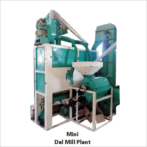 Fully Automatic Mini Dal Mill