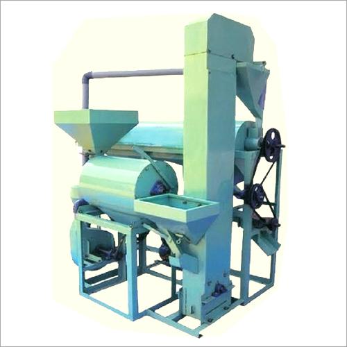 Semi & fully automatic Mini Dal Mill
