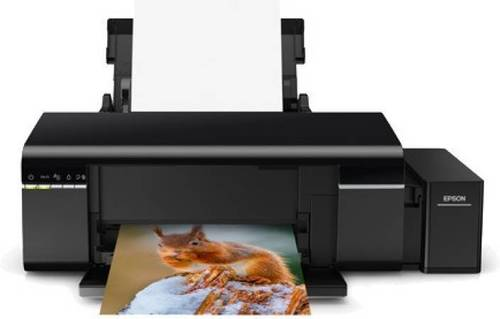Epson L805 Single Function Wireless Color Printer