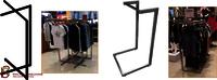 'C' type Hanger Stand