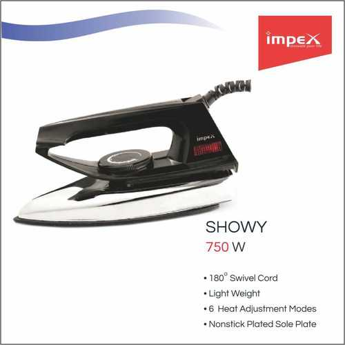 IMPEX Electric Iron Box (SHOWY)