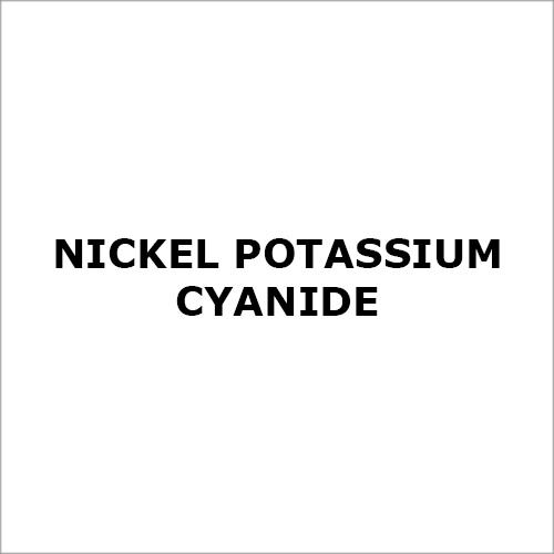 Nickel Potassium Cyanide