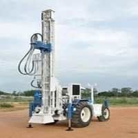 Portable Tractor Mounted Water Well Drilling rig 150m Depth