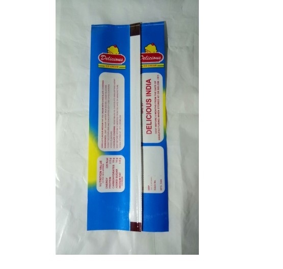 Icecream Pouch Chocobar Flavor
