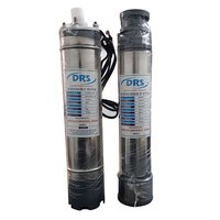 Single Phase Submersible Water field Pump