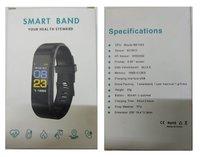 ID115 Plus Fitness Band