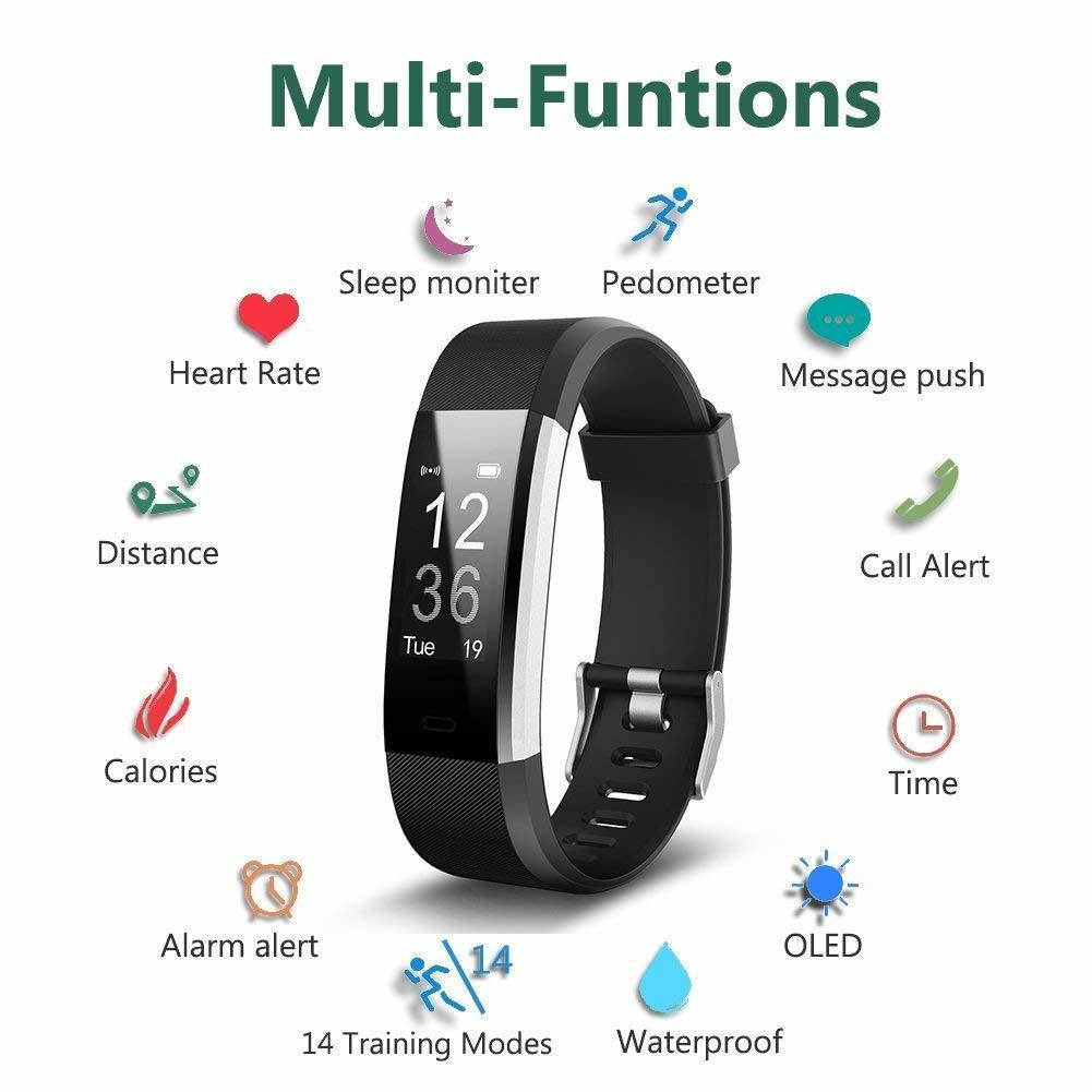 ID115 Plus Fitness Band