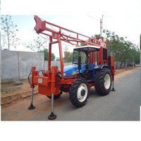 Tractor Mounted Deep Well Drilling Machine