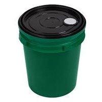 Plastic Lubricant Oil Bucket