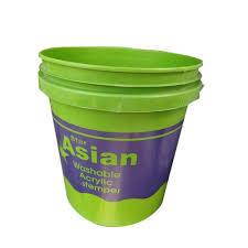 Printed Plastic Paint Bucket