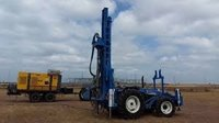 Hydraulic PCDR-100 Tractor Mounted Water Well Drilling Rig