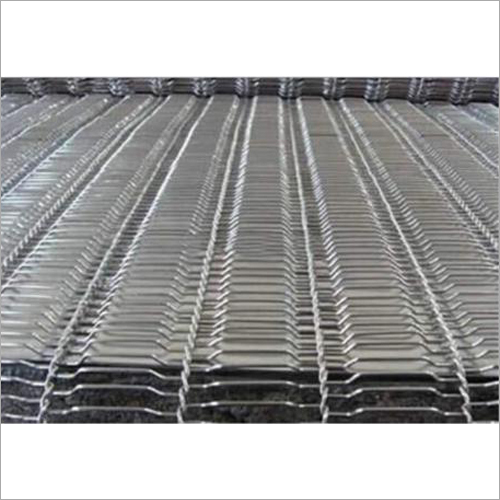 Continuous Flights Wire Mesh