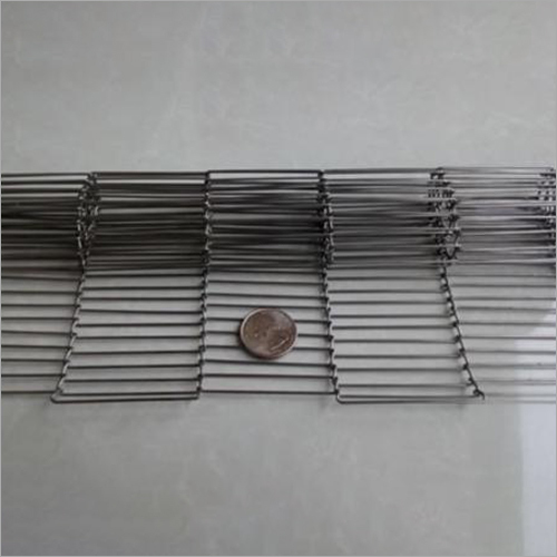 Wire Mesh Flight Belt