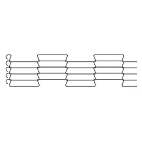 C-Shaped Edge Wire Mesh