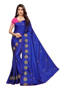 duck embroierye degner saree